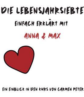 Lebensjahrsiebte Anna & Max